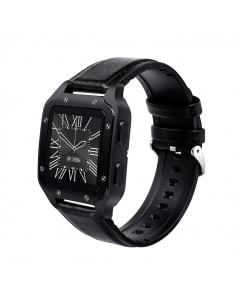 Reloj Smartwatch Colmi Land 2/ Leather Black/ Land2-bl