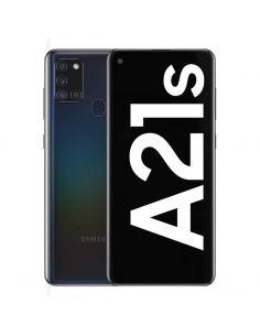 Celular Samsung A21s Oc /6.5¨ 4gb/128gb Black Sm-a217mzkmaro