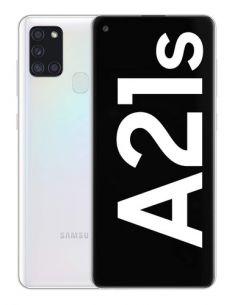 Celular Samsung A21s Oc /6.5¨ 4gb/128gb White Sm-a217mzw