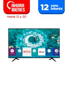 Tv Led 50 Hisense Smart Led 50a64gsv 4k