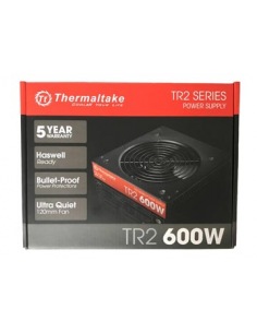 Fuente Atx 600w Thermaltake Tr2-600nl2nc