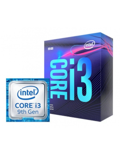 Micro Intel I3 9100f Coffee Lake (9 Gen) 3.6ghz