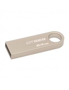 Pen Drive  64gb 3.0 Kingston Metalico Dtse9