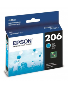 Epson T2062 Cyan 3ml