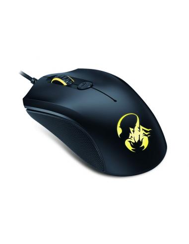 Mouse Gx Gaming Genius Scorpion M6-600 Black Rgb
