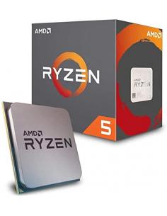 Micro Amd Ryzen 5 2600 3.9ghz Turbo