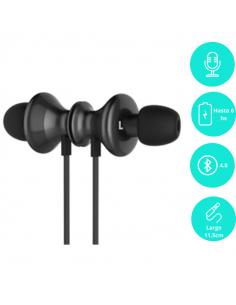 Auricular Bluetooth 4.0 Instto Inrun9 Negro
