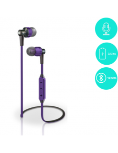 Auricular Bluetooth  Nisuta Aub8v