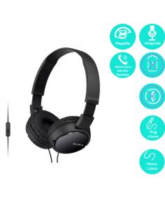 Auricular  Sony Mdrzx110apbcuc