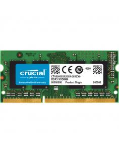 Memoria PC 4GB DDR3 1600 CRUCIAL