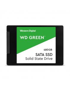 Hd Ssd 480gb Wd Green Sataiii