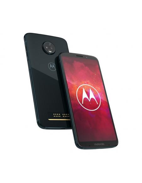 Celular Motorola Z3 Play Xt1929-6 Oc 6.01/64gb/4gb/12mp+5mp/ Negro