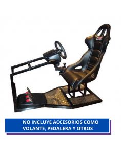 Butaca mas Estructura Simulador De Manejo