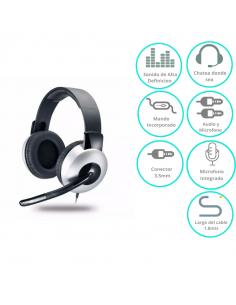 Auricular Genius Hs-05a