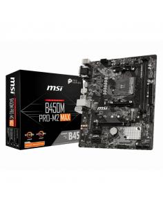 Msi B450m Pro-m2 Max Box M-atx