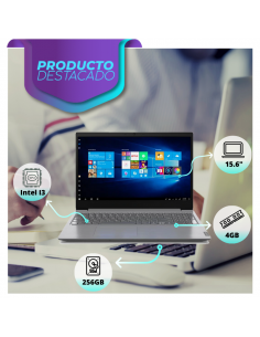 Notebook Lenovo V15 Intel I3  8130u