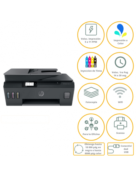Impresora Hp 615