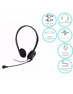 Auricular Genius Hs-200c