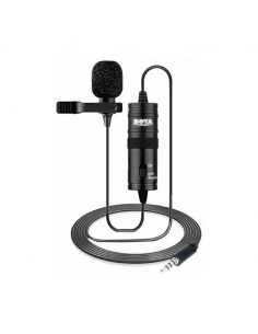 Microfono Boya M1 Corbatero