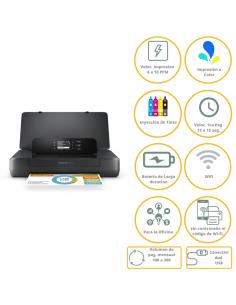 Impresora Hp 200  Portable Officejet