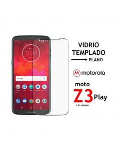 Vidrio Templado Glass Para Moto Z3 Play