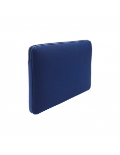 Funda Notebook 14 Simil Neoprene Azul