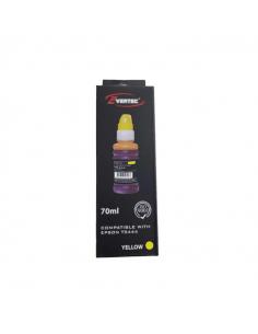 Evertec Tinta Epson T544 Amarillo