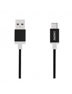 Cable Usb A Micro Usb Mow Black