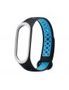 Malla Smartband Xiaomi Negro/azul