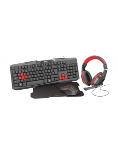 TRUST 4-in-1 Gaming Bundle