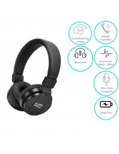 Auricular Bluetooth Klip Fury Khs-620bk