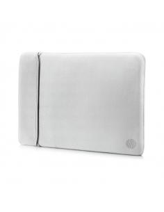 Funda Notebook Hp 14 Reversible Gris/negro