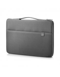 Funda Notebook Hp 14 Con Manija Sleeve Crosshatch 1pd66aa