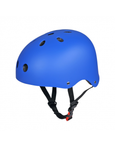 Casco Generico Monopatin/bici Azul Talle L